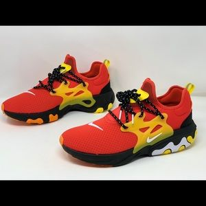 Nike React Presto Chile Red Running Shoes